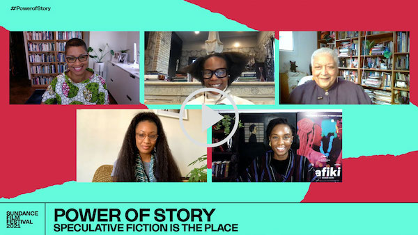 Daily Recap: Power of Story