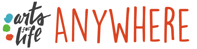 Arts For Life Anywere logo