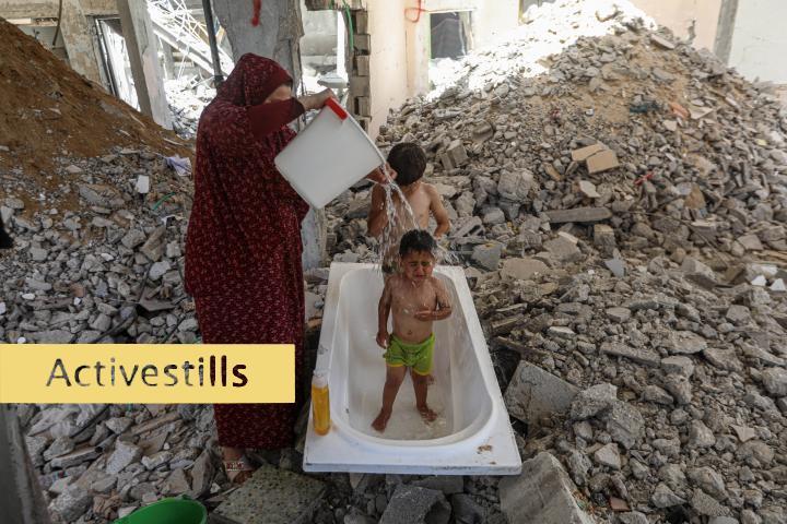 BIP-Aktuell #180: Gaza darf seine Wasserinfrastruktur nicht reparieren