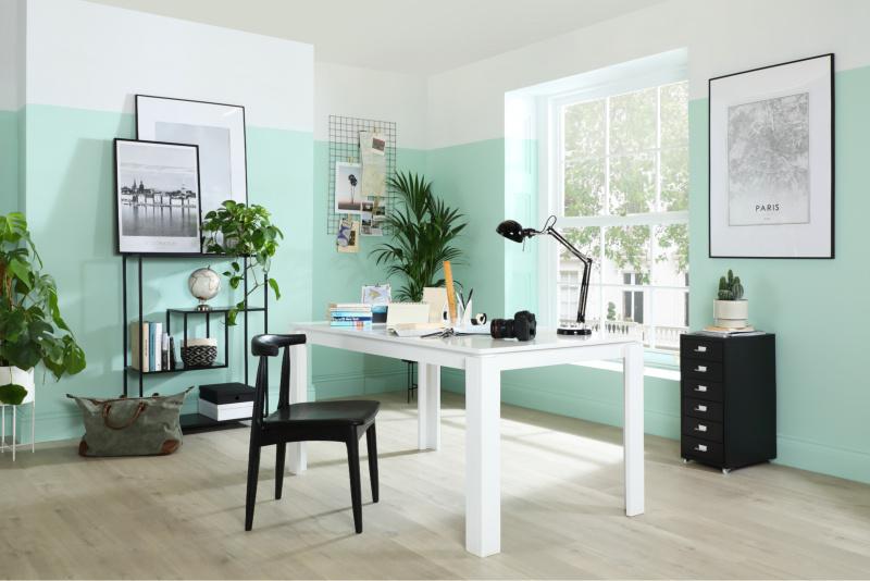 Aspen White Dining Table