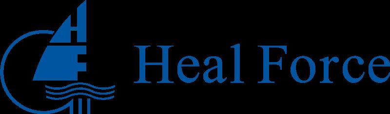 Heal Force Company Logo