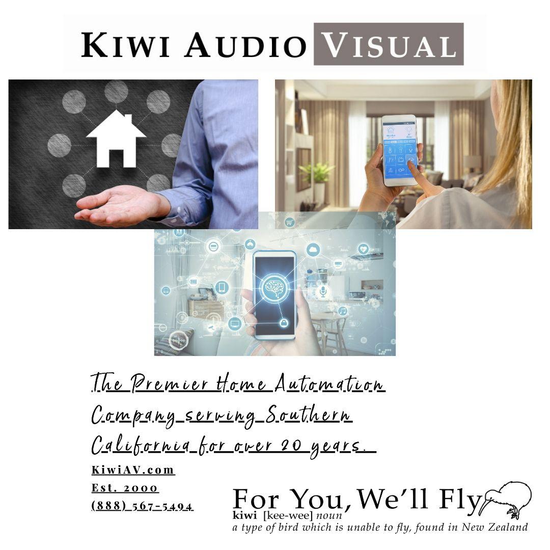 Contact Kiwi AV - 20 years 2020
