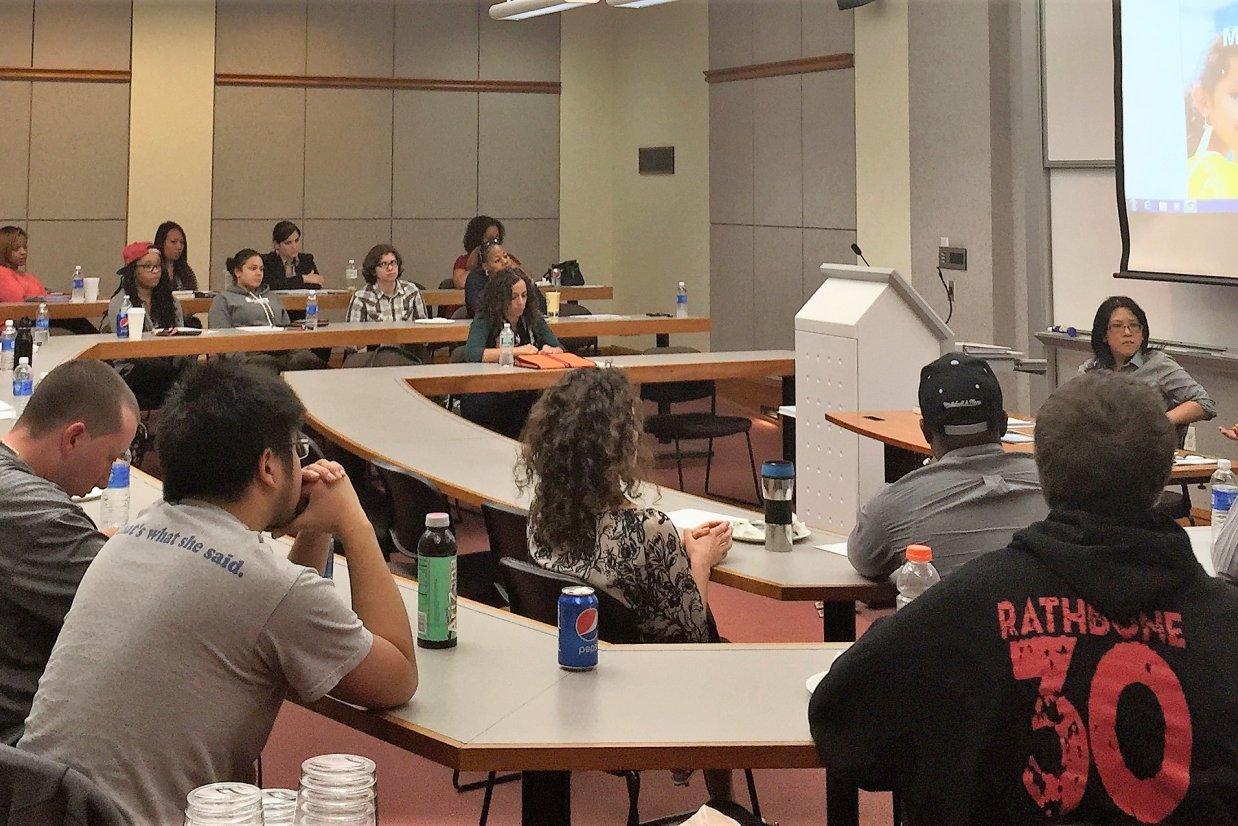 Rutgers Newark Justice Studies Photo