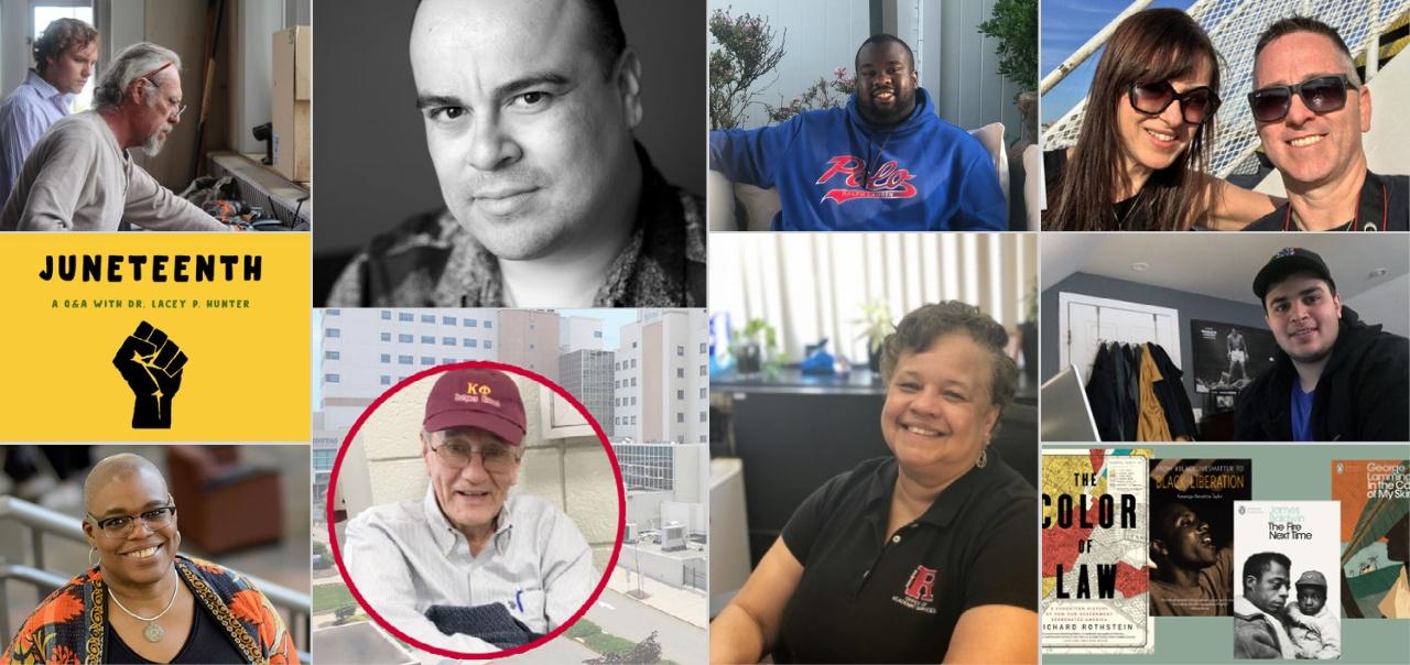 Rutgers Newark Top 10 Stories of 2020 header