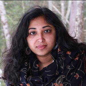 Rutgers Newark Professor Gaiutra Bahadur