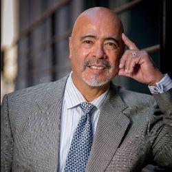Rutgers Newark Distinguished Professor Juan Cartagena