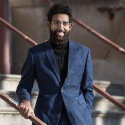 Rutgers Newark Mussab Ali