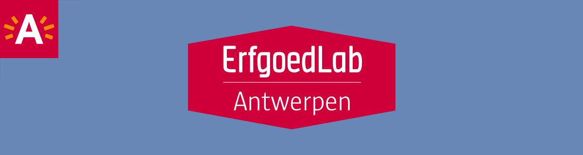 ErfgoedLab Antwerpen