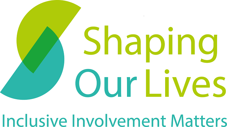 The Shaping Our Lives logo