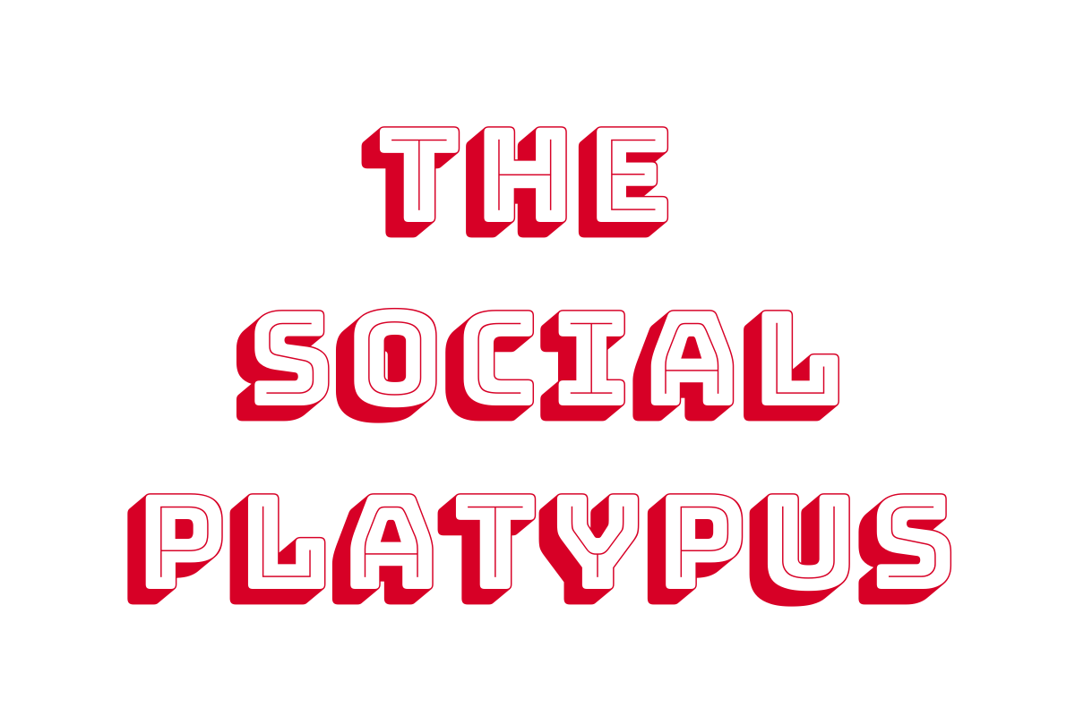 The Social Platypus logo