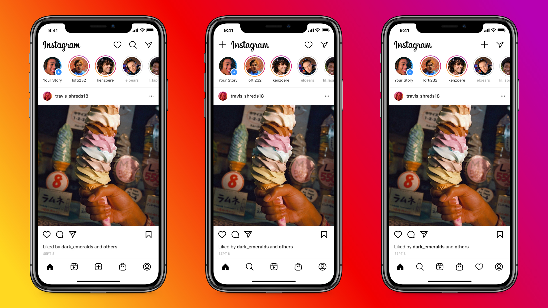 Instagram tests new home screen for Shop and Reels
