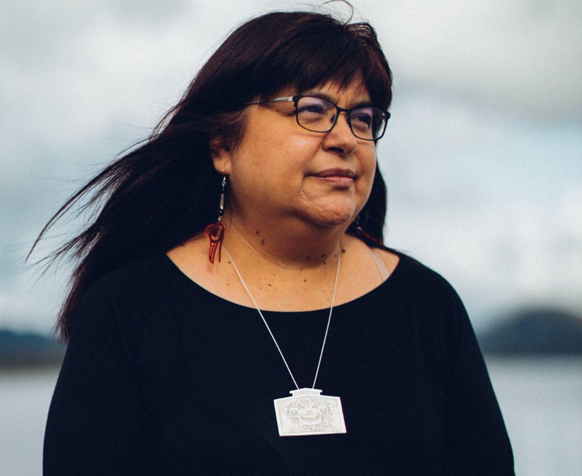 Heiltsuk Chief Councillor Marilyn Slett