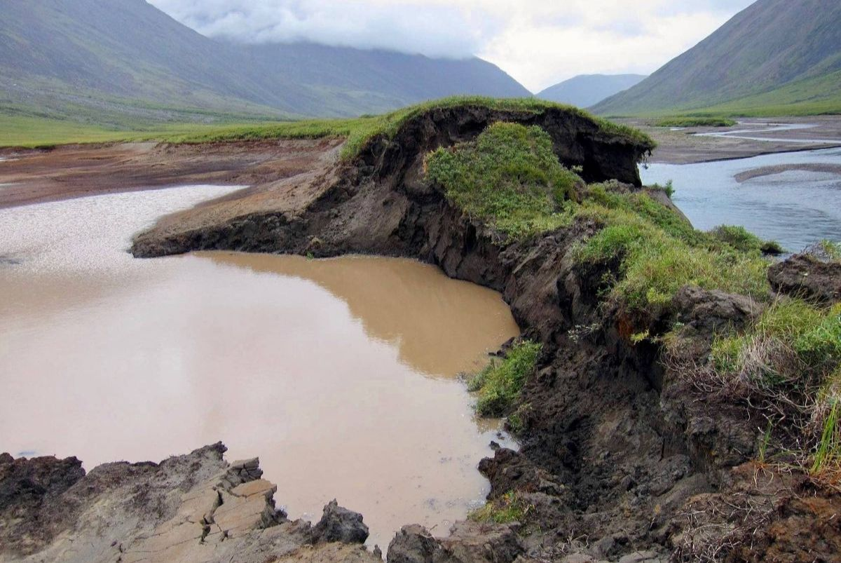 lake Gates of the Arctic National Park