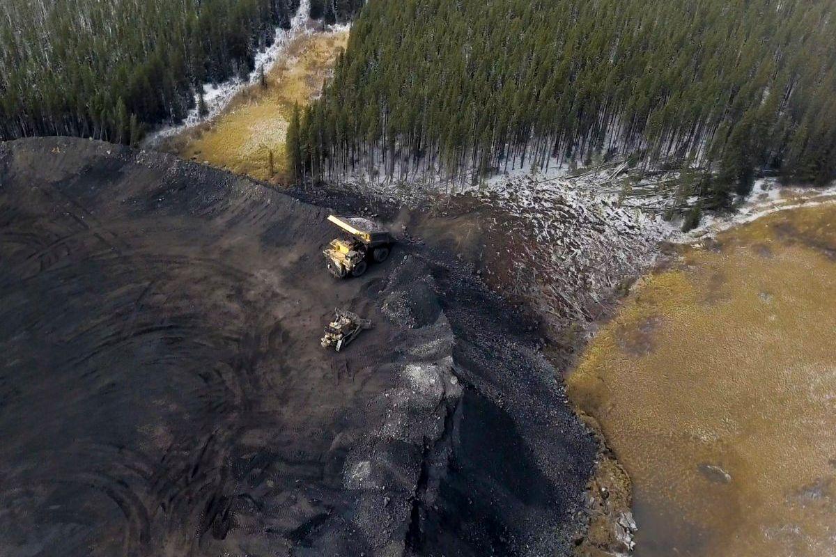 teck elk valley mining