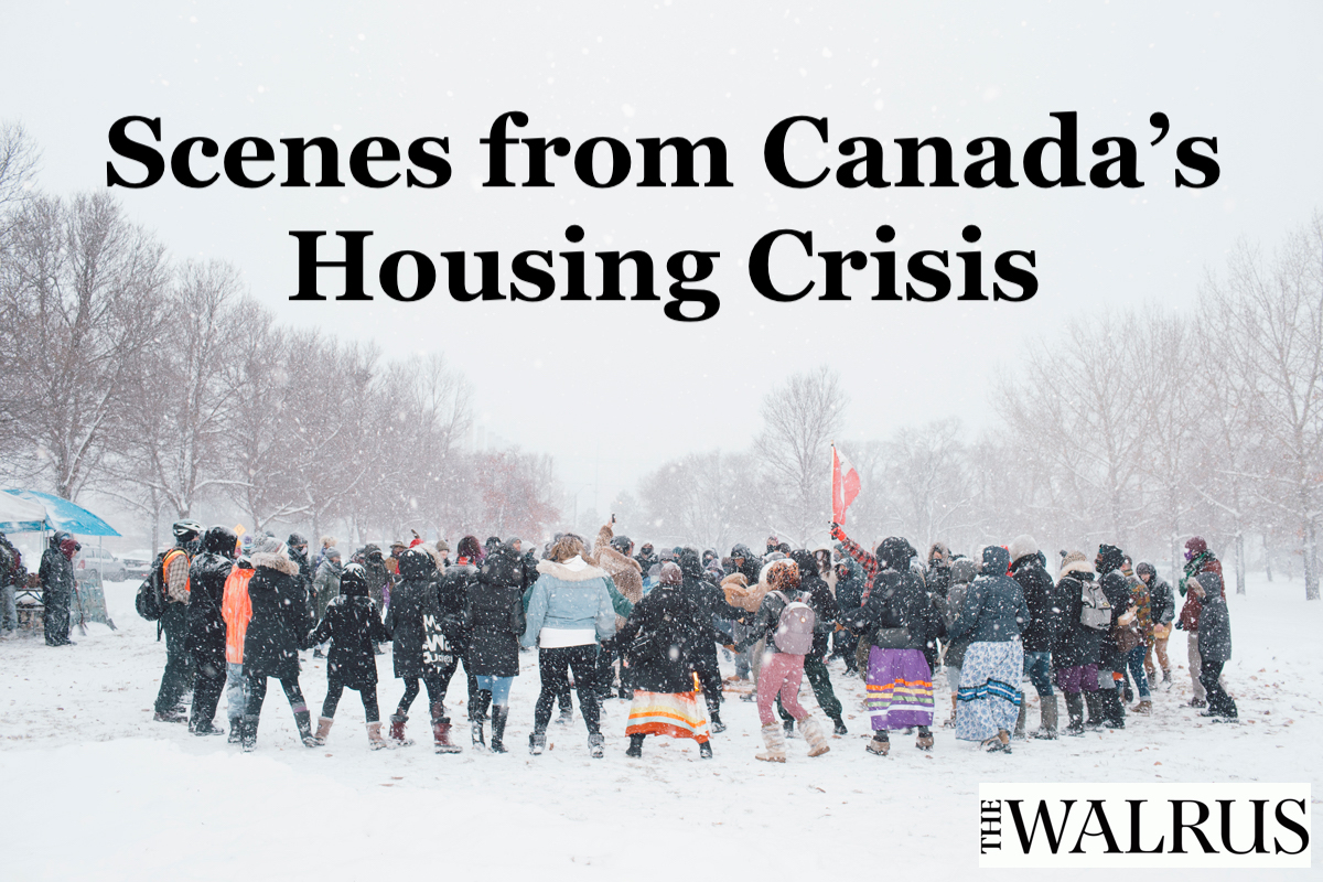The Walrus photo essay: Scenes from Canada's Housing Crisis