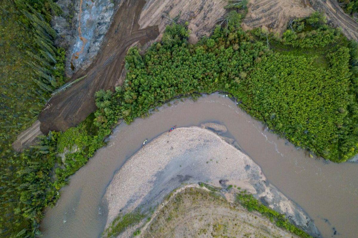 Quartz creek