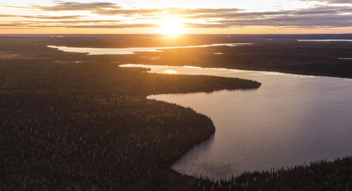 Seal River watershed Manitoba