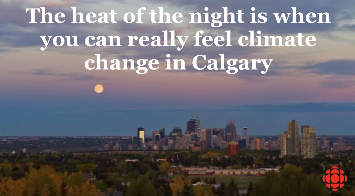cbc calgary climate change