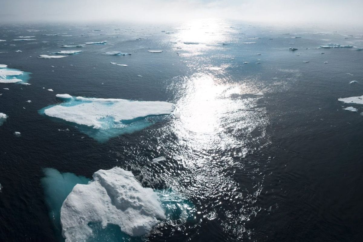 Arctic Ocean freshwater