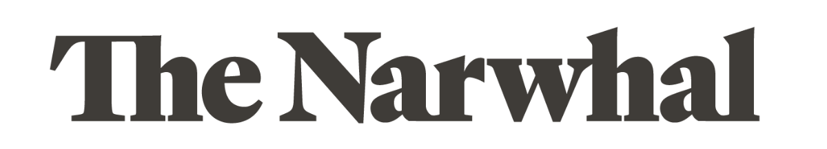 The Narwhal's masthead logo