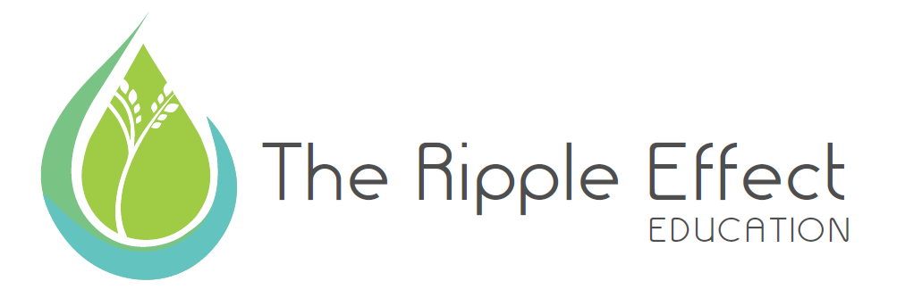 The Ripple Effect Education Logo