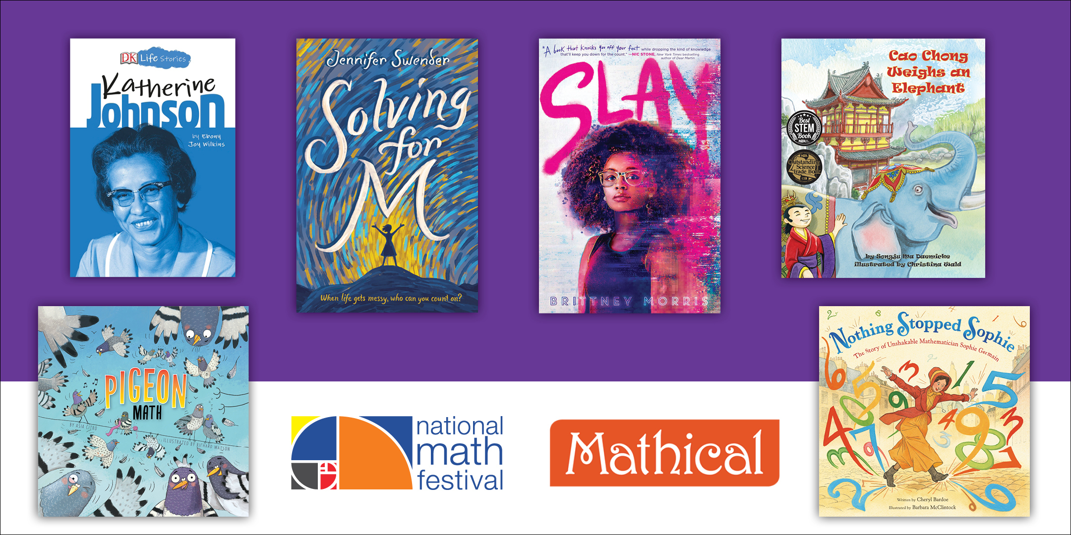 Mathical Book Prize Events