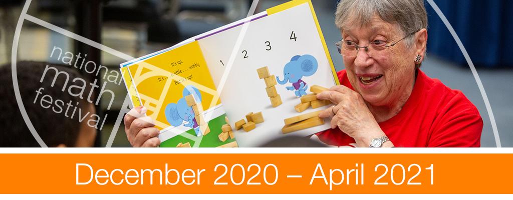 National Math Festival: December 2020 - April 2021