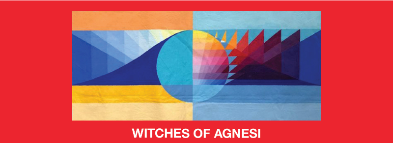 Witches of Agnesi - Image Credit: Helen Lambourne