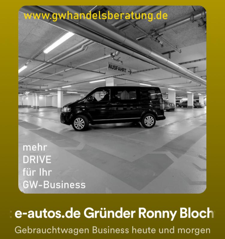 Gründer von E-Autos.de im Podcast