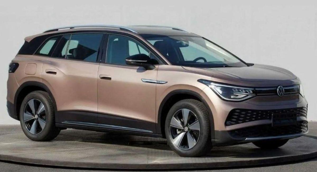 ID.6 von Volkswagen