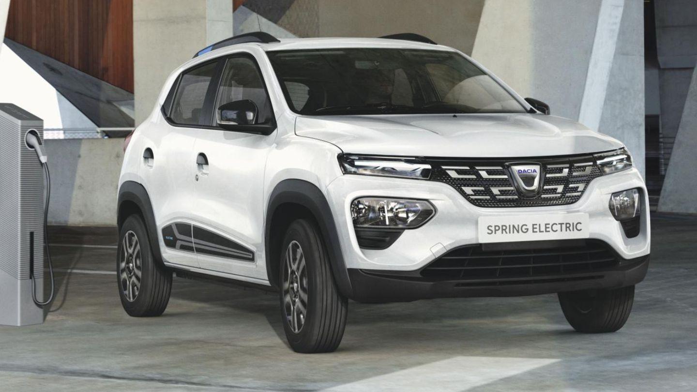 Dacia Sprin als günstiges E-Auto