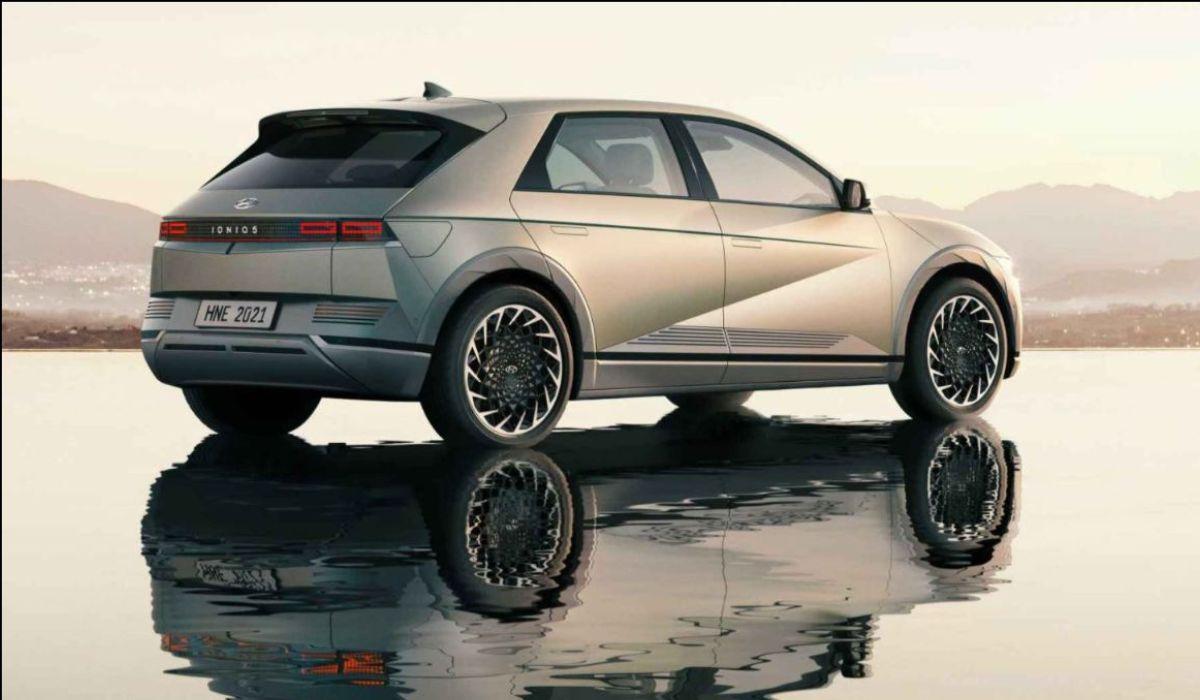 Ioniq 5 von Hyundai