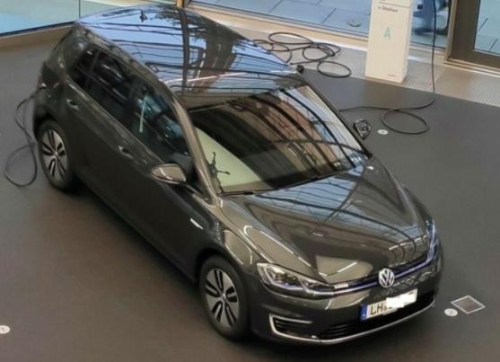 Volkswagen eGolf