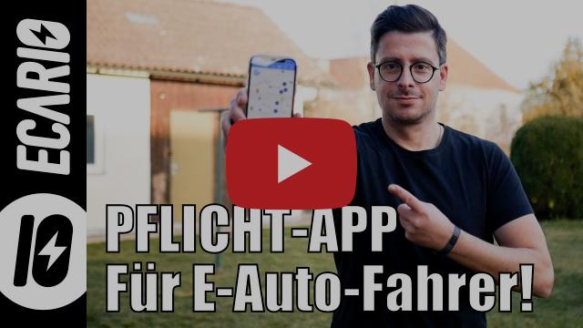 YouTube Video von Ecario als Tipp für die beste Lade App für E-Autos