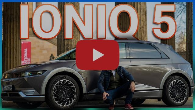 YouTube Video Hyundai Ioniq 5
