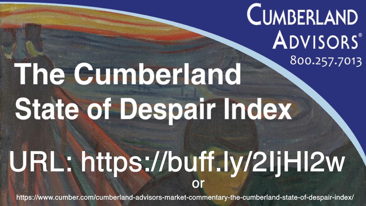The Cumberland State of Despair Index