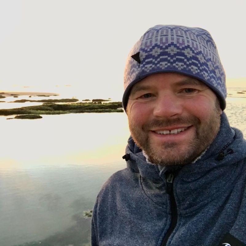 Andrew G - Outdoor Careers Strategy Coordinator