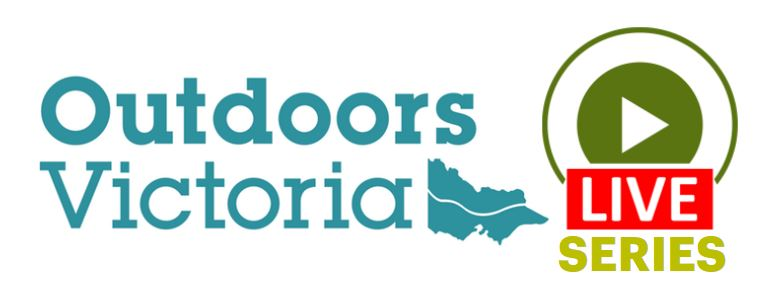 Outdoors Victoria Live Series logo