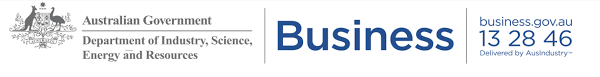 Business Entrepreneurs Program from Australian Government Department of Industry, Science, Energy and Resources
