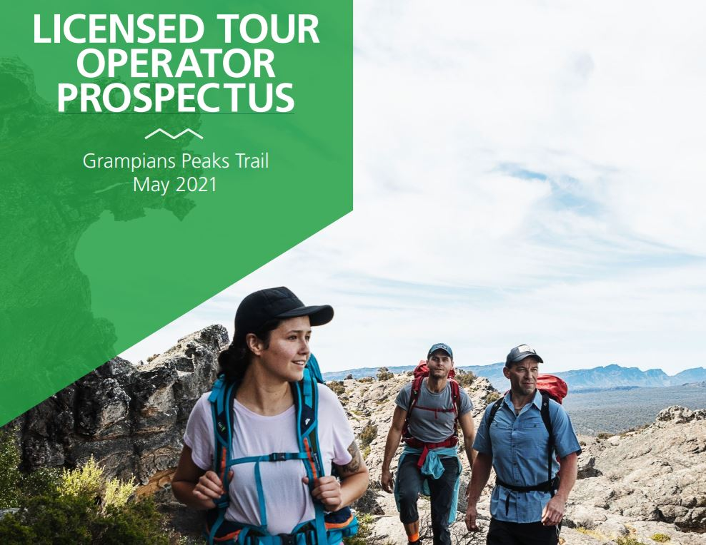 Preview of the Licensed Tour Operator Prospectus document
