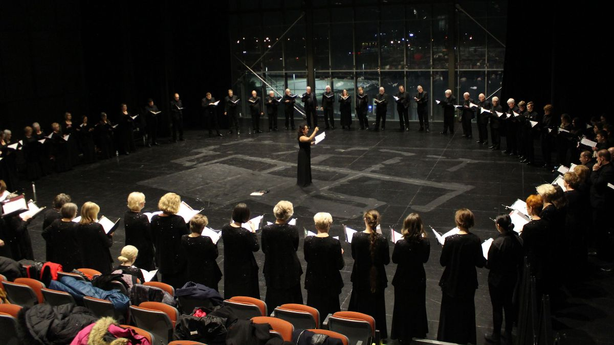 Toronto vocal music school
