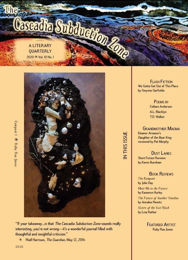 Cover image of The CSZ vol 10 no 1