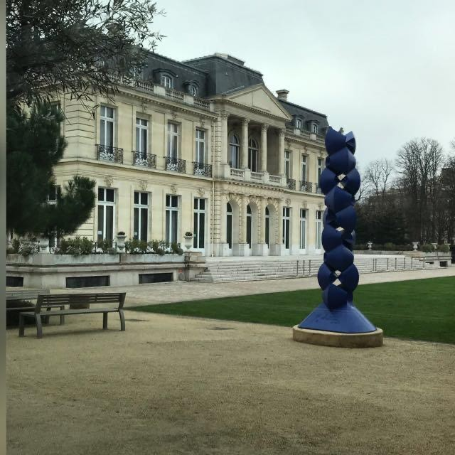 The Paris Chateau hosting the OECD Secretary-General offices.