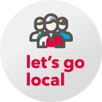 Let's Go Local!