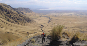 La falla del Rift. Geología en directo Estamos sobre uno de los grandes accidentes geográficos del planeta.