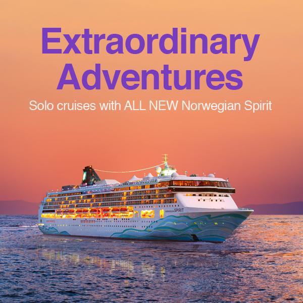 extraordinary solo adventures