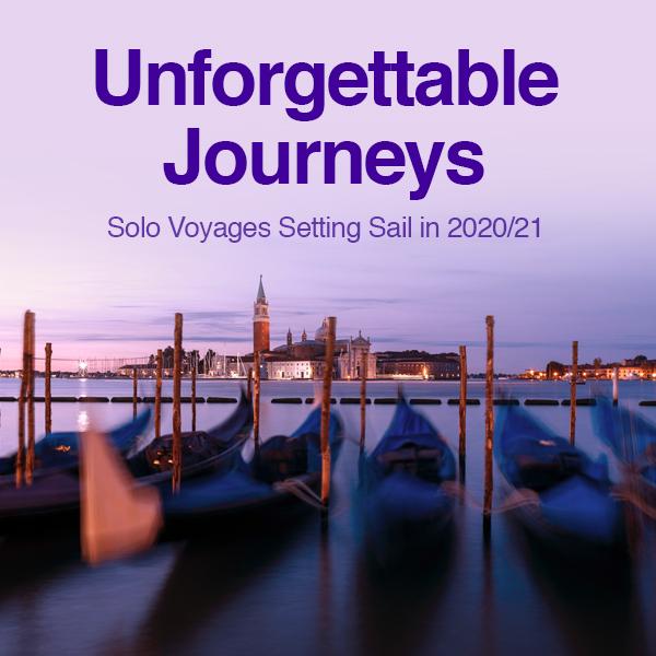 solo voyages