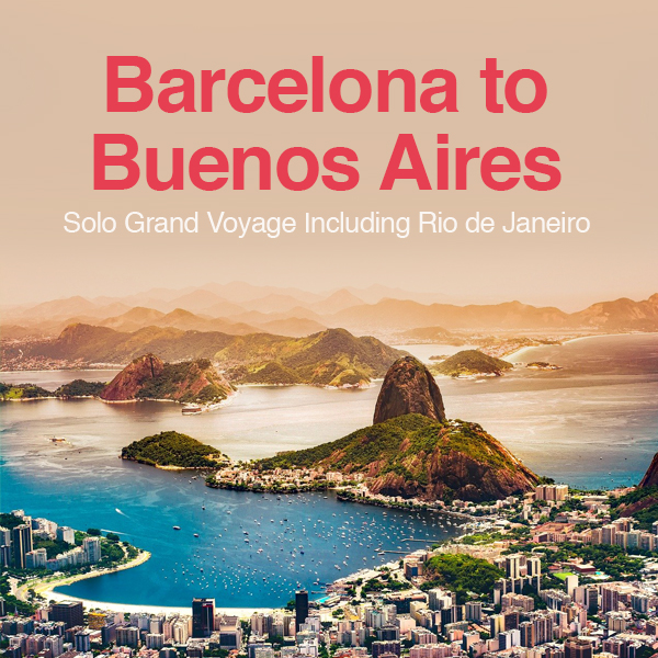 barcelona to buenos aires