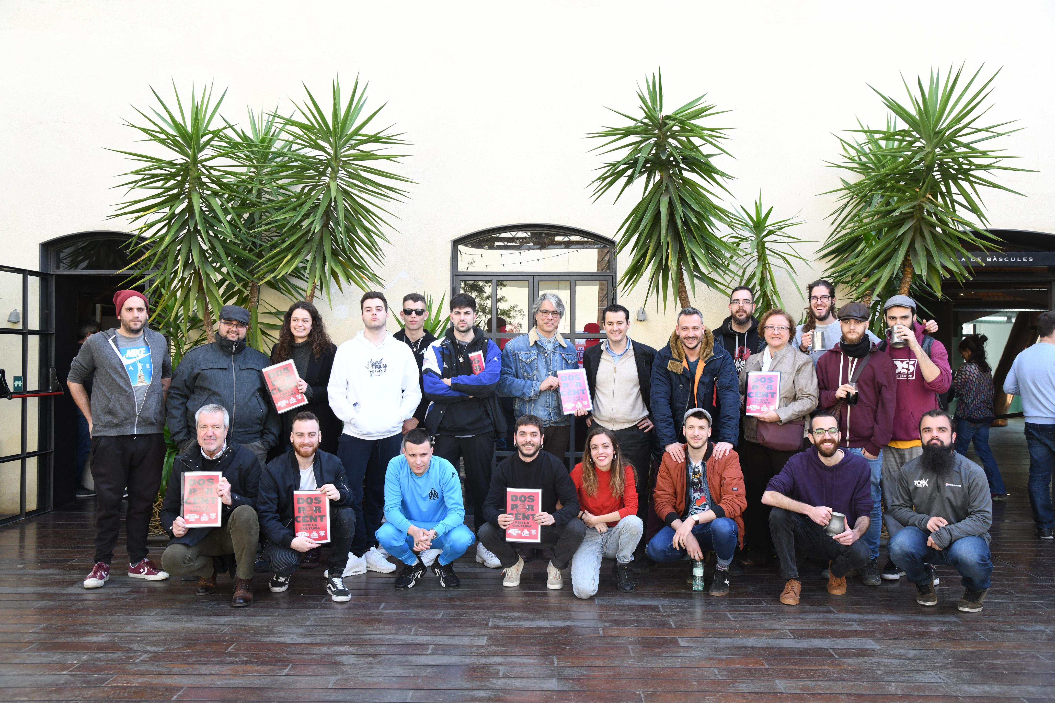 Premi d'ENDERROCK per l'equip banyolí Alter Sinergies