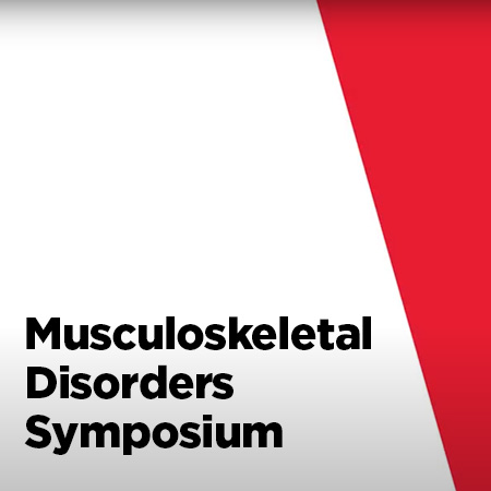 Learn about the latest evidence on preventing musculoskeletal disorders
